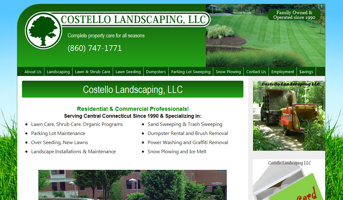 Costello Landscaping