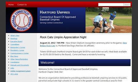 Hartford Umpires