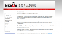 North Shore Baseball Umpires Association