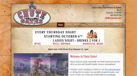 Chute Gates Steakhouse