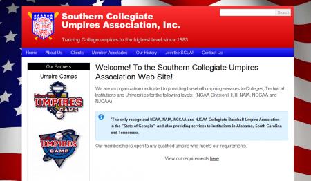 Southern Collegiate Umpires Association