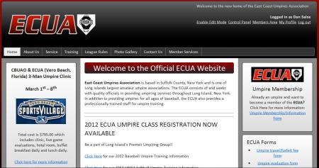 East Coast Umpires Association