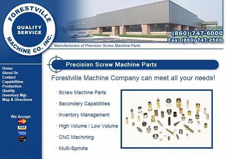 Forestville Machine Co., Inc.