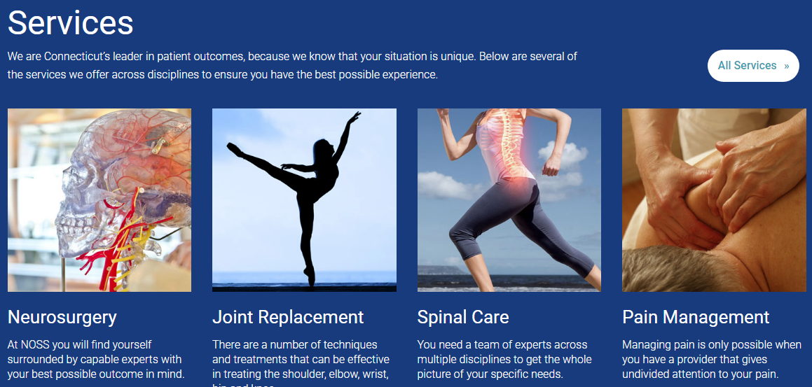 Neurosurgery, Orthopedics and Spine Specialists