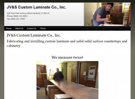JV&S Custom Laminate Co., Inc.