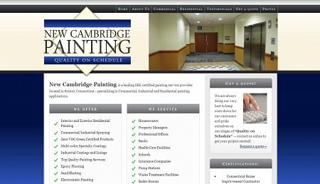 New Cambridge Painting Co